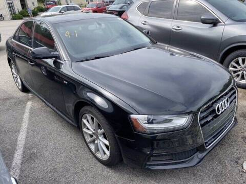 2015 Audi A4 for sale at CBS Quality Cars in Durham NC