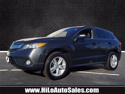 2014 Acura RDX for sale at Hi-Lo Auto Sales in Frederick MD