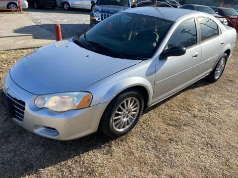 2006 Chrysler Sebring for sale at Texas Select Autos LLC in Mckinney TX