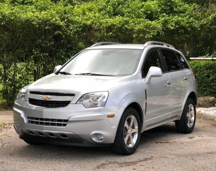2013 Chevrolet Captiva Sport for sale at Sunshine Auto Sales in Oakland Park FL