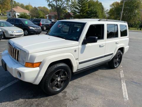 2007 Jeep Commander for sale at Auto Choice in Belton MO
