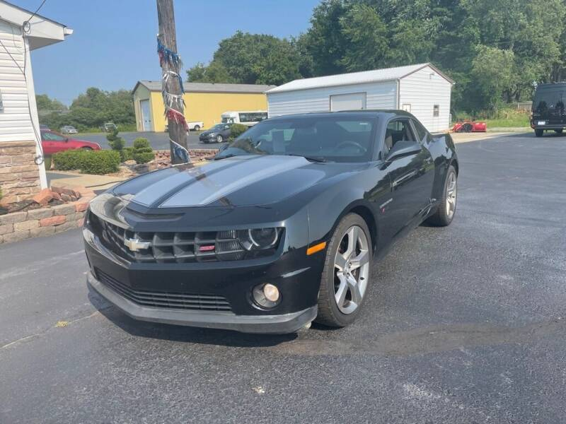 2011 Chevrolet Camaro for sale at Best Motor Auto Sales in Perry OH