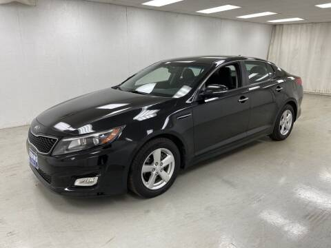 2015 Kia Optima for sale at Kerns Ford Lincoln in Celina OH