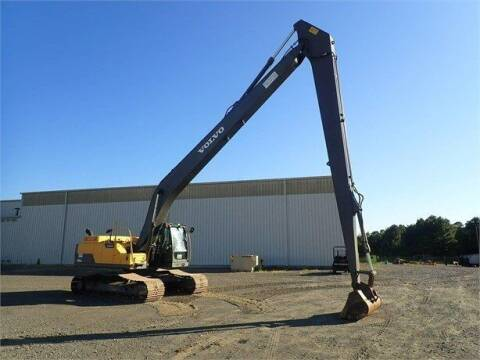 2013 Volvo EC250D LR for sale at Vehicle Network - Plantation Truck and Equipment in Carthage NC