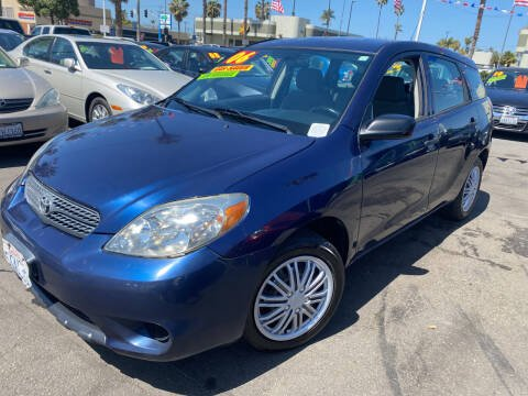 2006 Toyota Matrix for sale at North County Auto in Oceanside CA