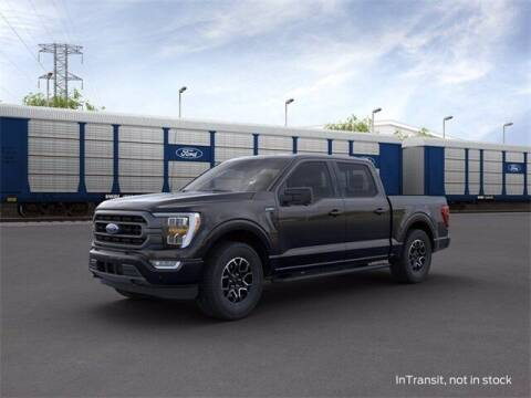 2021 Ford F-150 for sale at Szott Ford in Holly MI