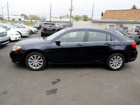 2011 Chrysler 200 for sale at American Auto Group Now in Maple Shade NJ