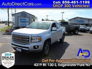 2016 GMC Canyon for sale at Auto Direct Trucks.com in Edgewater Park NJ
