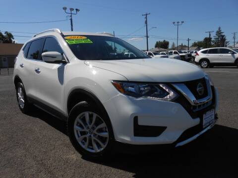 2018 Nissan Rogue for sale at McKenna Motors in Union Gap WA