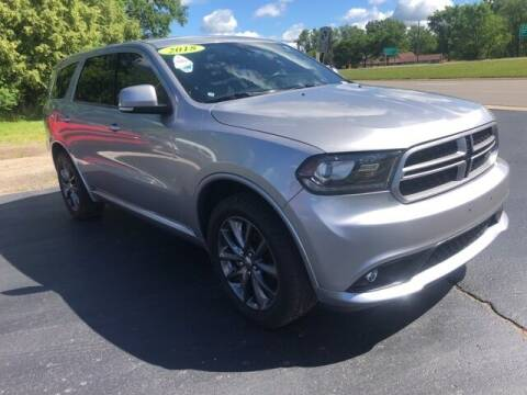 2018 Dodge Durango for sale at Newcombs Auto Sales in Auburn Hills MI