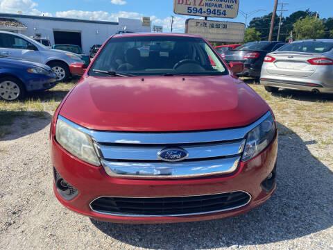2010 Ford Fusion for sale at Advantage Motors in Newport News VA
