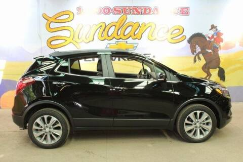 2019 Buick Encore for sale at Sundance Chevrolet in Grand Ledge MI
