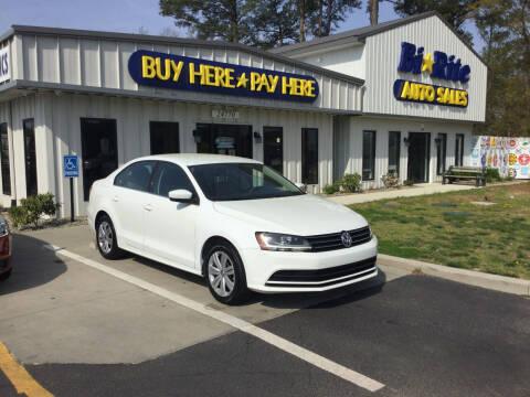 2017 Volkswagen Jetta for sale at Bi Rite Auto Sales in Seaford DE