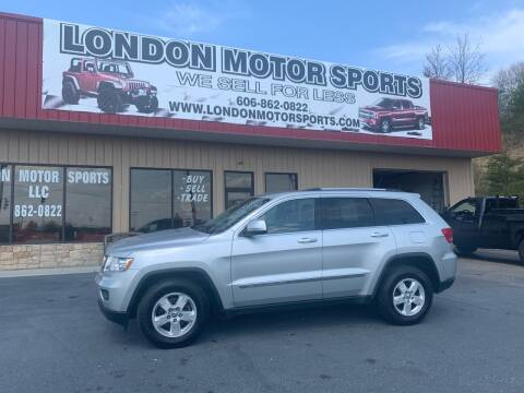2013 Jeep Grand Cherokee for sale at London Motor Sports, LLC in London KY