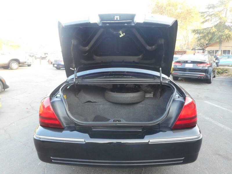 2010 Mercury Grand Marquis LS 4dr Sedan - Roseville CA
