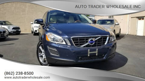 2013 Volvo XC60 for sale at Auto Trader Wholesale Inc in Saddle Brook NJ