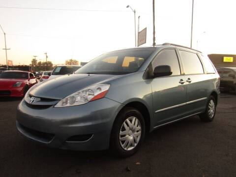 2007 Toyota Sienna for sale at More Info Skyline Auto Sales in Phoenix AZ
