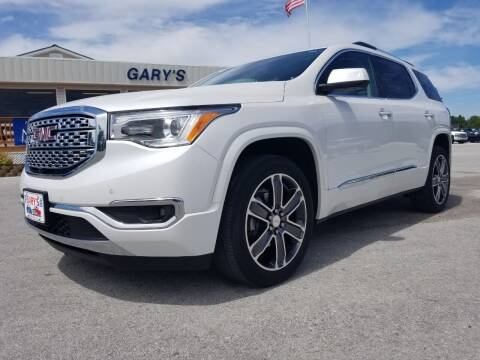 2017 GMC Acadia for sale at Gary's Auto Sales in Sneads NC
