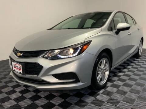 2018 Chevrolet Cruze for sale at SIRIUS MOTORS INC in Monroe OH