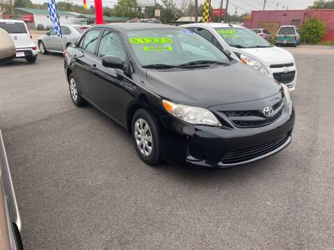 2011 Toyota Corolla for sale at Cars for Less in Phenix City AL