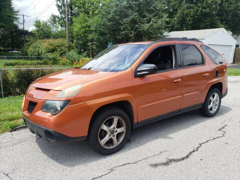 2004 Pontiac Aztek for sale at REM Motors in Columbus OH