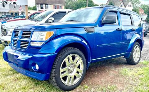 2007 Dodge Nitro for sale at Mayer Motors of Pennsburg in Pennsburg PA