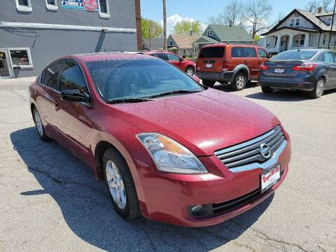 2008 Nissan Altima for sale at ROYAL AUTO SALES INC in Omaha NE