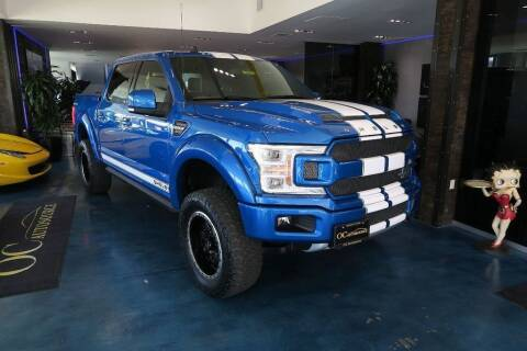 2019 Ford F-150 for sale at OC Autosource in Costa Mesa CA