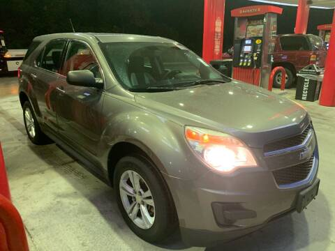 2010 Chevrolet Equinox for sale at Trocci's Auto Sales in West Pittsburg PA
