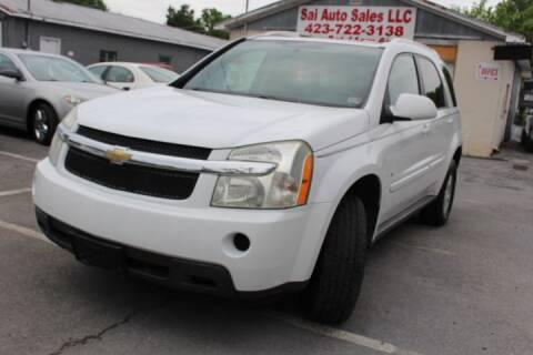 2009 Chevrolet Equinox for sale at SAI Auto Sales - Used Cars in Johnson City TN