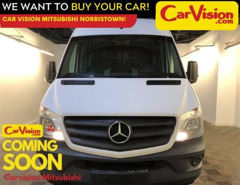 2017 Mercedes-Benz Sprinter Cargo for sale at Car Vision Mitsubishi Norristown in Trooper PA