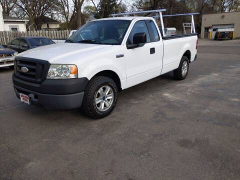 2006 Ford F-150 for sale at NORTHERN MOTORS INC in Grand Forks ND