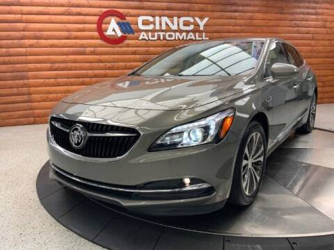 2017 Buick LaCrosse for sale at Dixie Imports in Fairfield OH