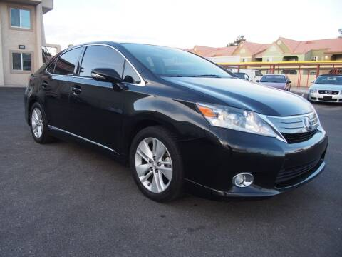 2010 Lexus HS 250h for sale at Best Auto Buy in Las Vegas NV