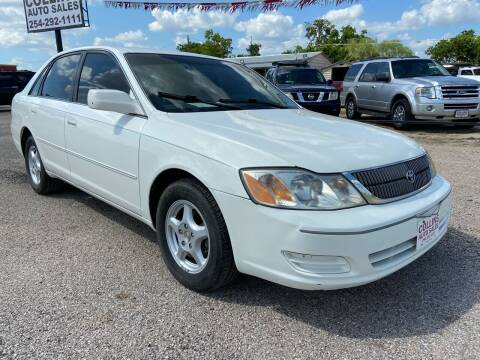 2001 Toyota Avalon for sale at Collins Auto Sales in Waco TX