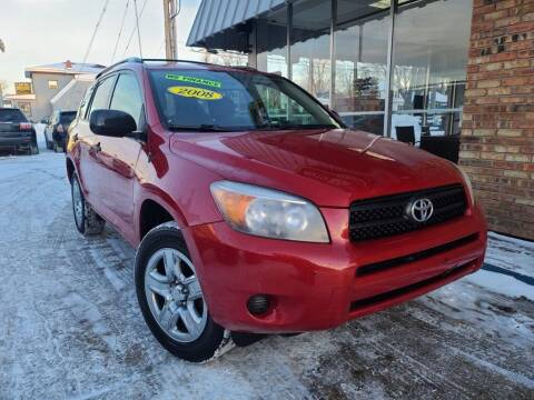 2008 Toyota RAV4 for sale at LOT 51 AUTO SALES in Madison WI