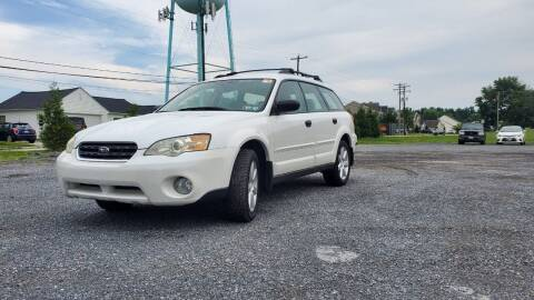 2007 Subaru Outback for sale at Tower Motors in Taneytown MD