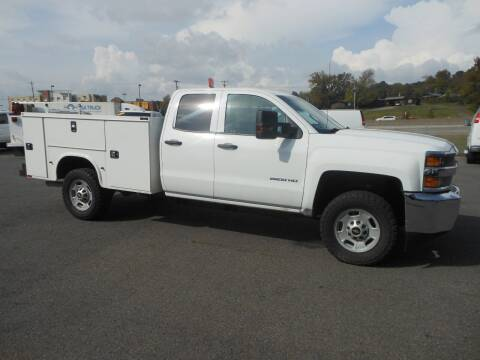 2019 Chevrolet Silverado 2500HD for sale at Benton Truck Sales - Utility Trucks in Benton AR