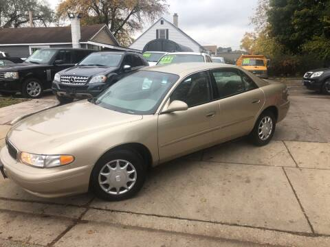 2004 Buick Century for sale at CPM Motors Inc in Elgin IL