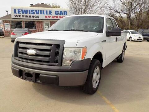 2009 Ford F-150 for sale at Lewisville Car in Lewisville TX