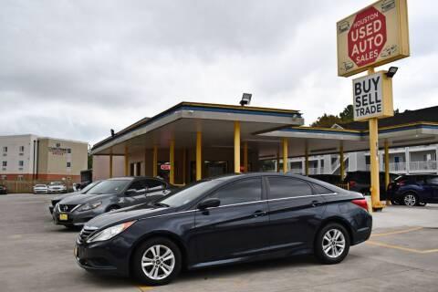 2014 Hyundai Sonata for sale at Houston Used Auto Sales in Houston TX