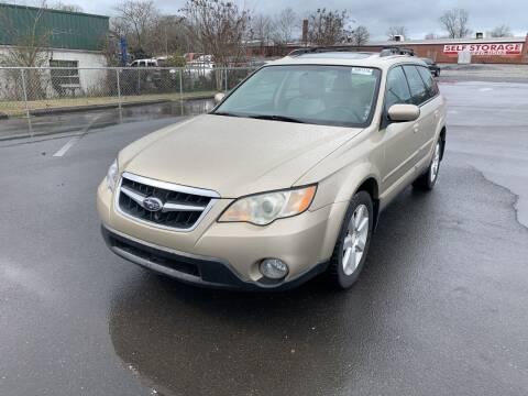 2008 Subaru Outback for sale at Diana Rico LLC in Dalton GA