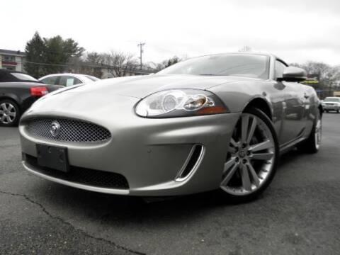 2010 Jaguar XK for sale at DMV Auto Group in Falls Church VA