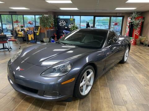 2011 Chevrolet Corvette for sale at AutoWorld of Lenoir in Lenoir NC