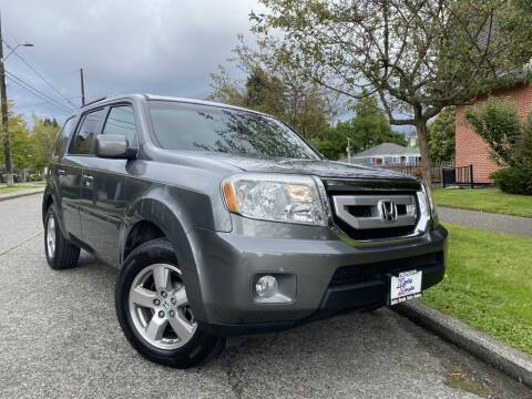 2009 Honda Pilot for sale at DAILY DEALS AUTO SALES in Seattle WA