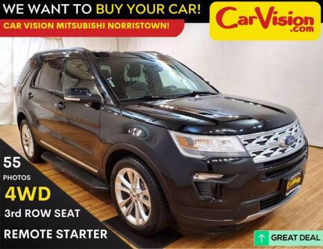 2018 Ford Explorer for sale at Car Vision Mitsubishi Norristown in Trooper PA