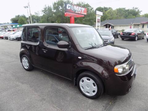 2011 Nissan cube for sale at Comet Auto Sales in Manchester NH