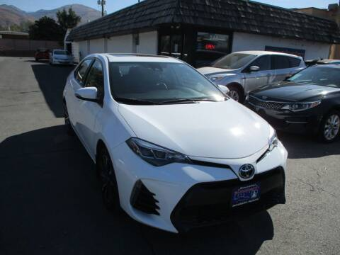 2017 Toyota Corolla for sale at Autobahn Motors Corp in Bountiful UT