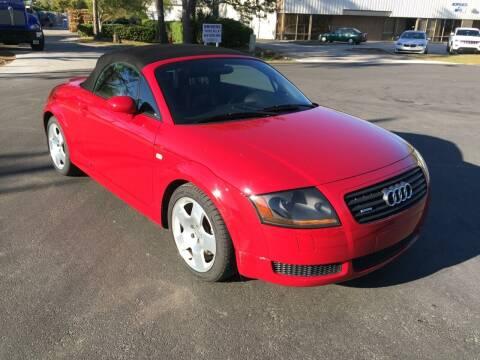 2001 Audi TT for sale at Global Auto Exchange in Longwood FL