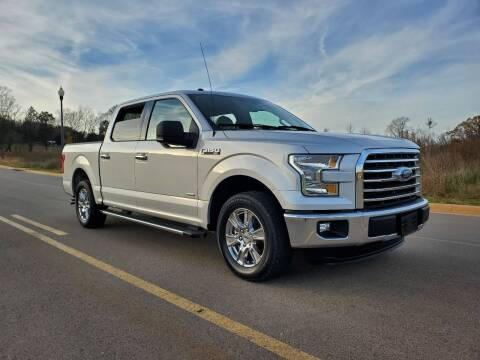 2016 Ford F-150 for sale at Tennessee Valley Wholesale Autos LLC in Huntsville AL